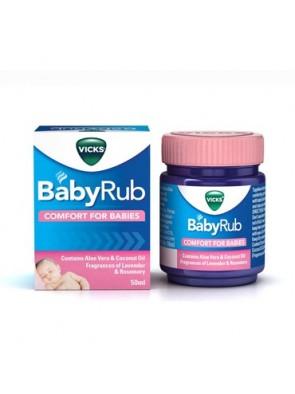 Vicks BabyRub Unguento