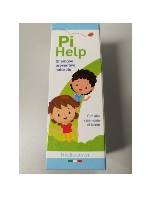 PiHelp Shampoo Preventivo Naturale