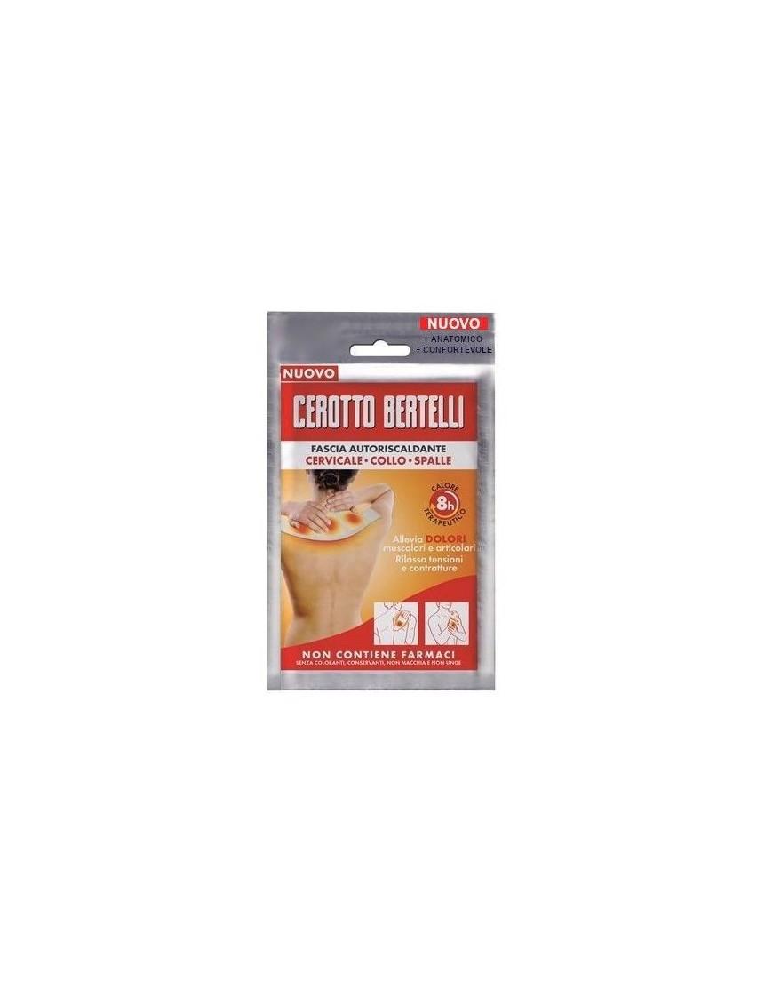 Cerotto Bertelli Fascia Autoriscaldante 1pz