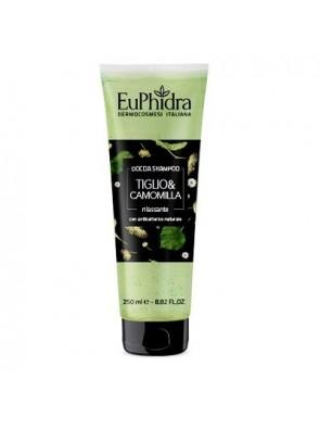 Euphidra Doccia Shampoo Tiglio&Camomilla