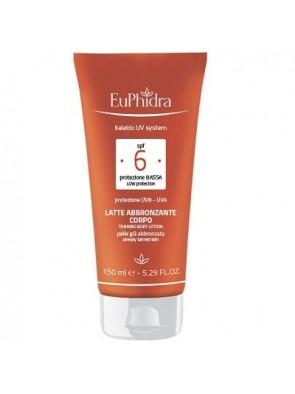 Euphidra Latte Abbronzante Corpo 6