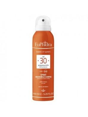 Euphidra Spray Invisibile Protezione 30