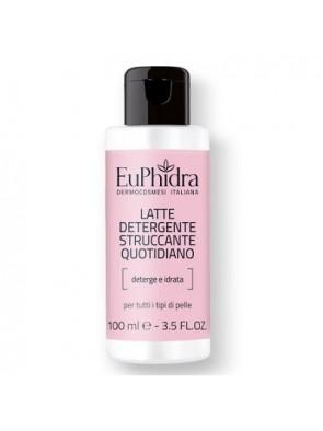 Euphidra Latte Detergente Struccante Quotidiano 100 ml