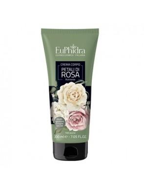 Euphidra Crema Corpo Nutriente Petali di Rosa
