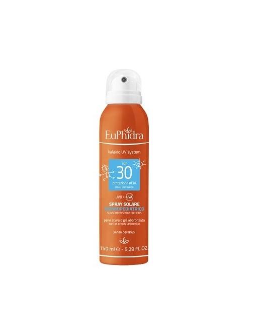 Euphidra Spray Dermo Pediatrico Protezione 30