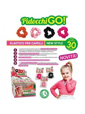 Pidocchi GO! Elastico per Capelli