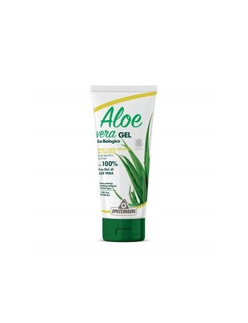 AloeVera Gel  Puro con Tea Tree Oil & Fico D'india