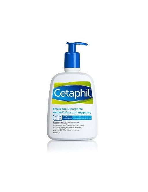 Cetaphil Emulsione Detergente 470ml