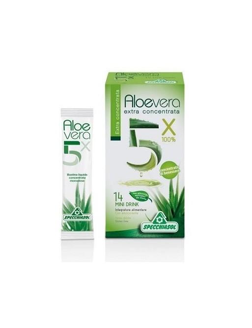 AloeVera 5X Concentrata 14bust