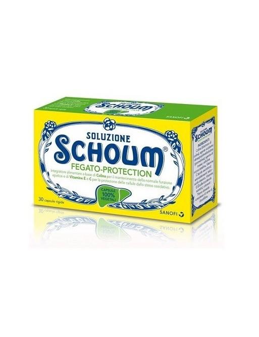 Soluzione Schoum Fegato 30cpr