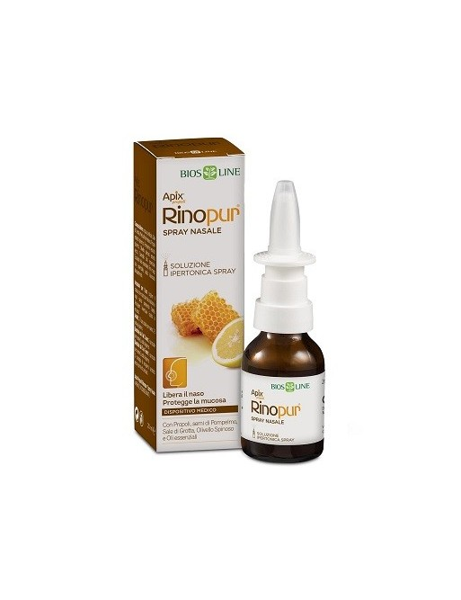 Apix Rinopur Spray Nasale Naturale