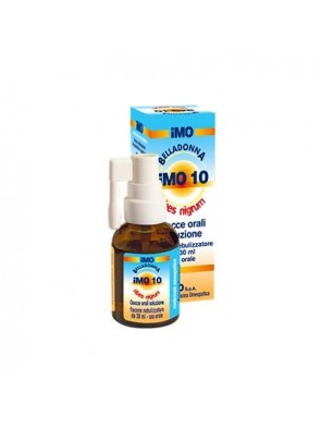 IMO 10 Belladonna/Ribes Spray 30ml