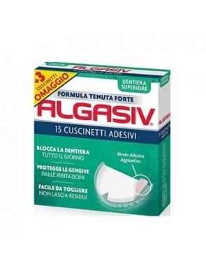 Algasiv Adesivo Protesi Superiore 15+3pz