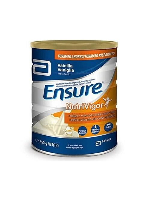 Ensure Nutrivigor Gusto Vaniglia 850g