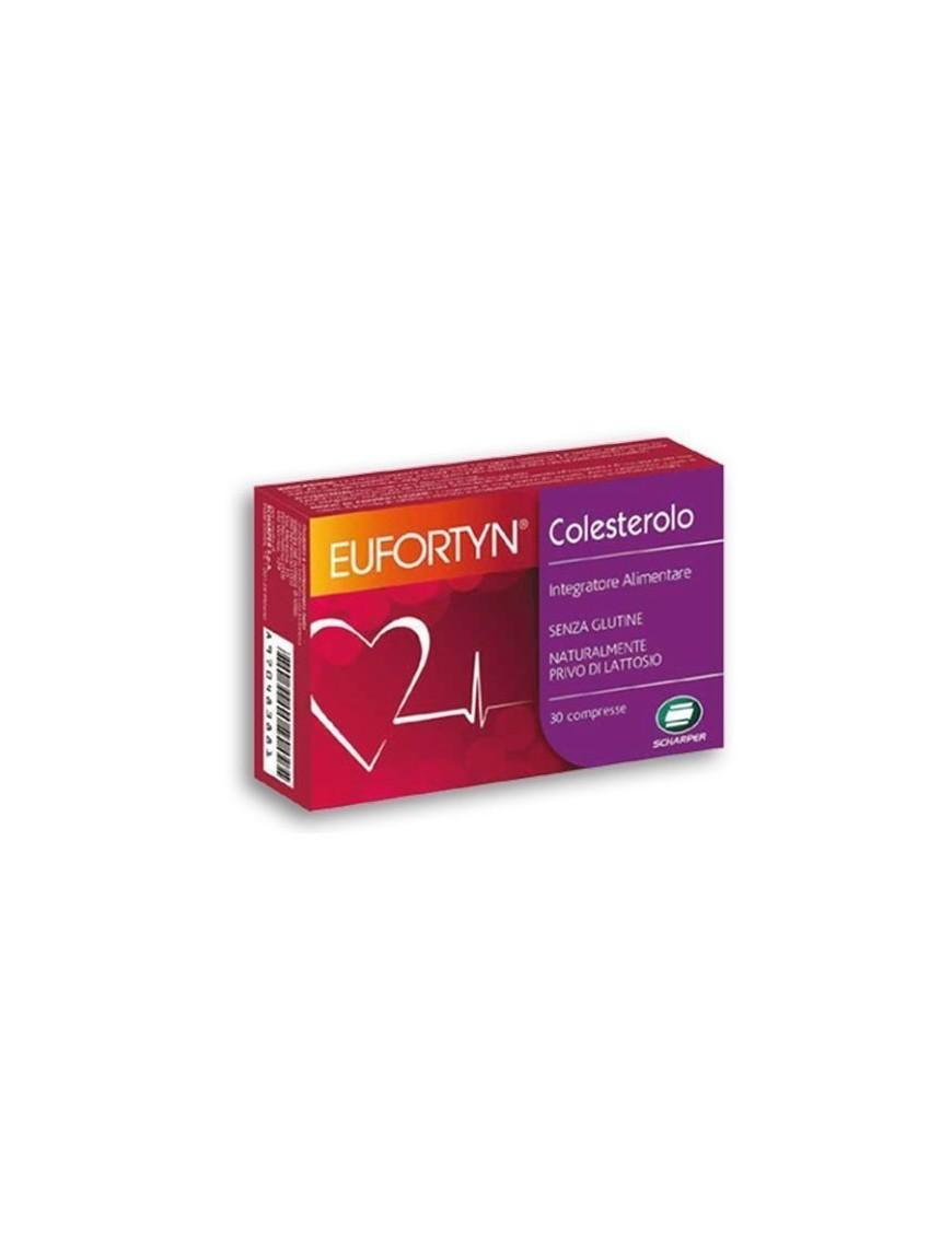 Eufortyn Colesterolo 30 Compresse