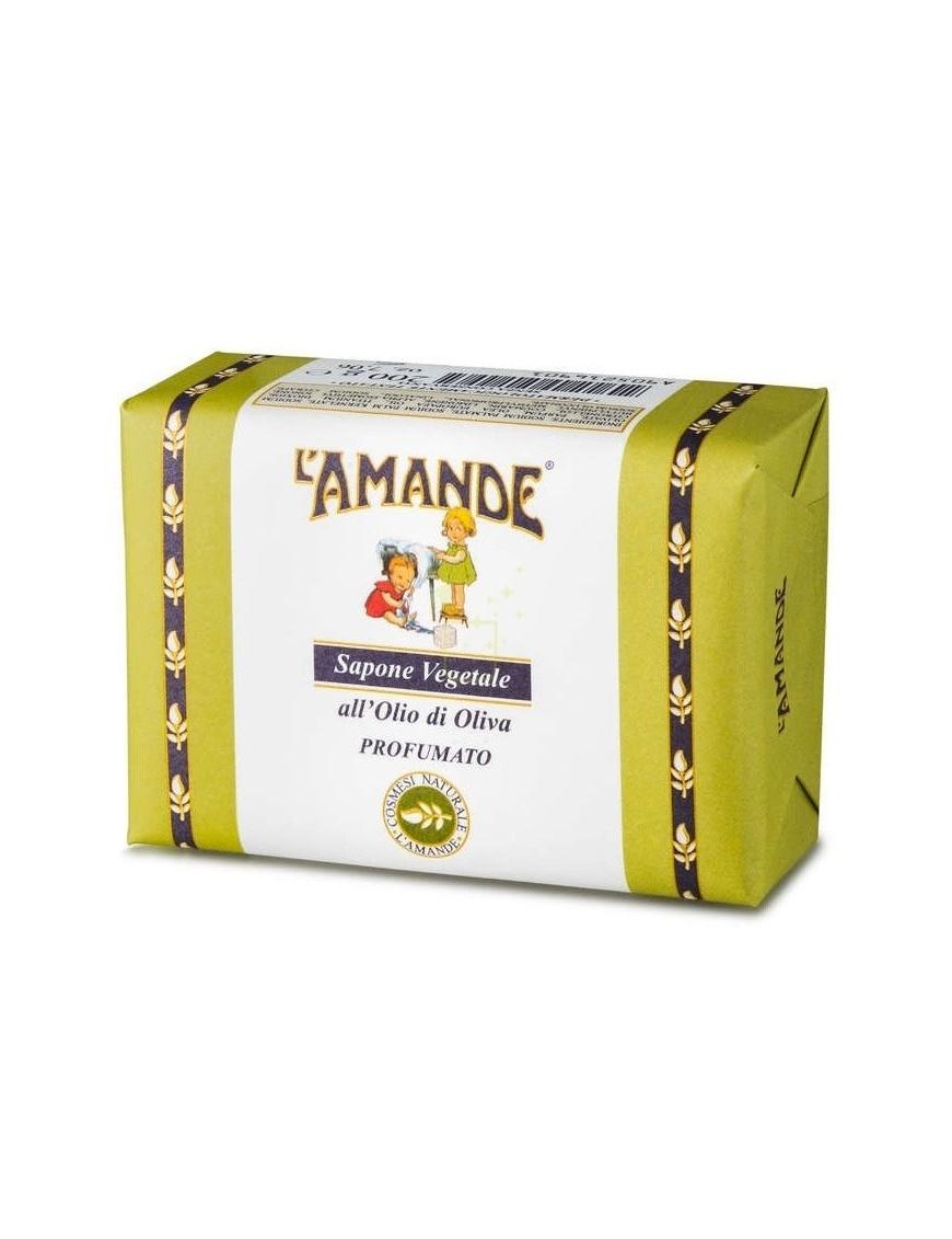 L'Amande Sapone Vegetale con Olio D'oliva