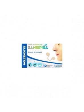 Sanispira Dolce Notte 10pz Taglia M