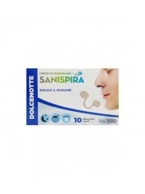 Sanispira Dolce Notte 10pz Taglia S