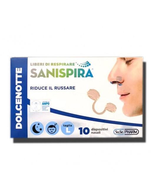 Sanispira Dolce Notte 10pz Taglia L
