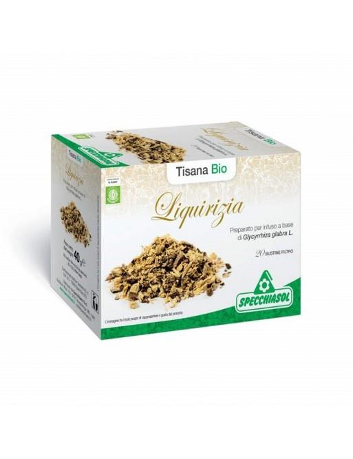 Specchiasol Tisana Bio Liquirizia 20 Filtri