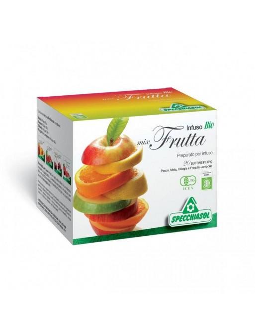 Specchiasol Infuso Bio Mix di Frutta 20 Filtri