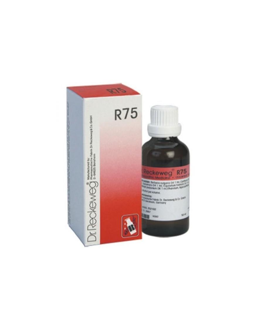 Dr.Reckeweg 75 Gocce 22ml