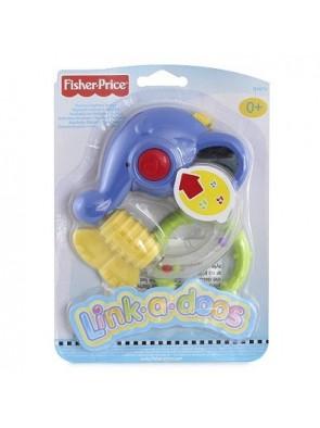 Fisher-Price Elefant Musicale 0+Mesi