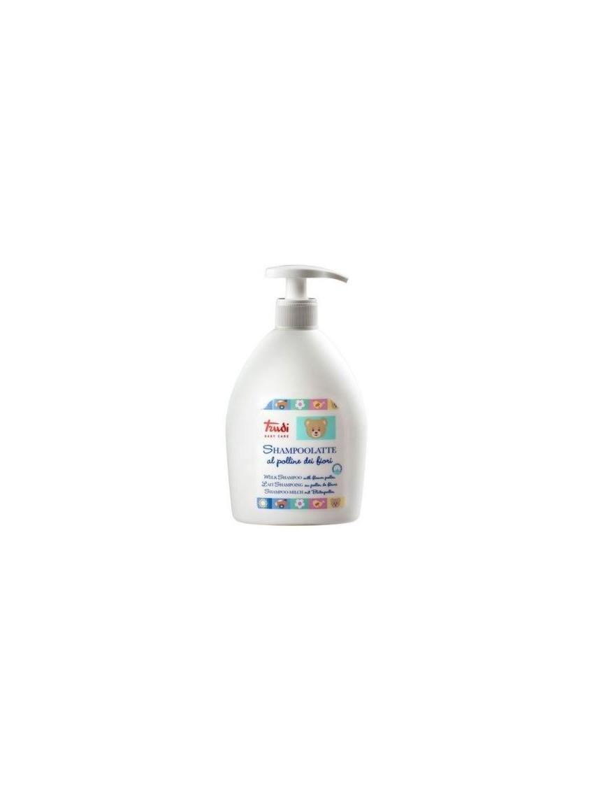 Trudi Baby Care Shampoo Latte al Polline dei Fiori