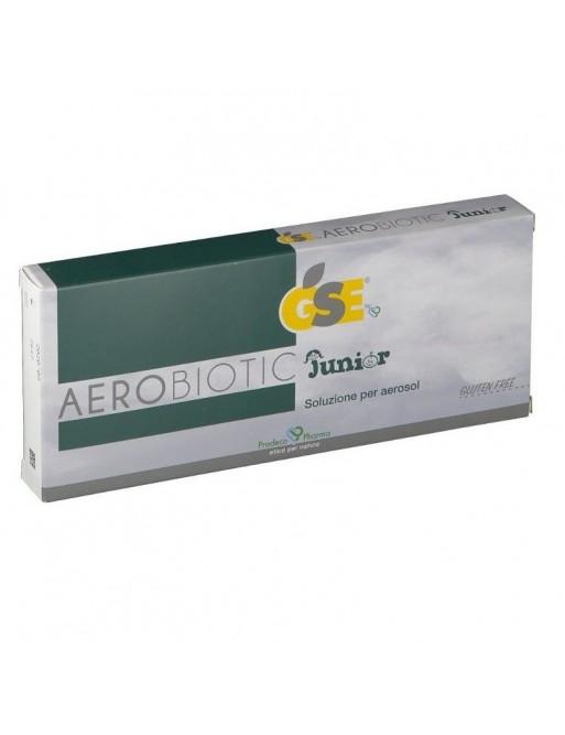 GSE Aerobiotic Junior 10 Fiale 50ml