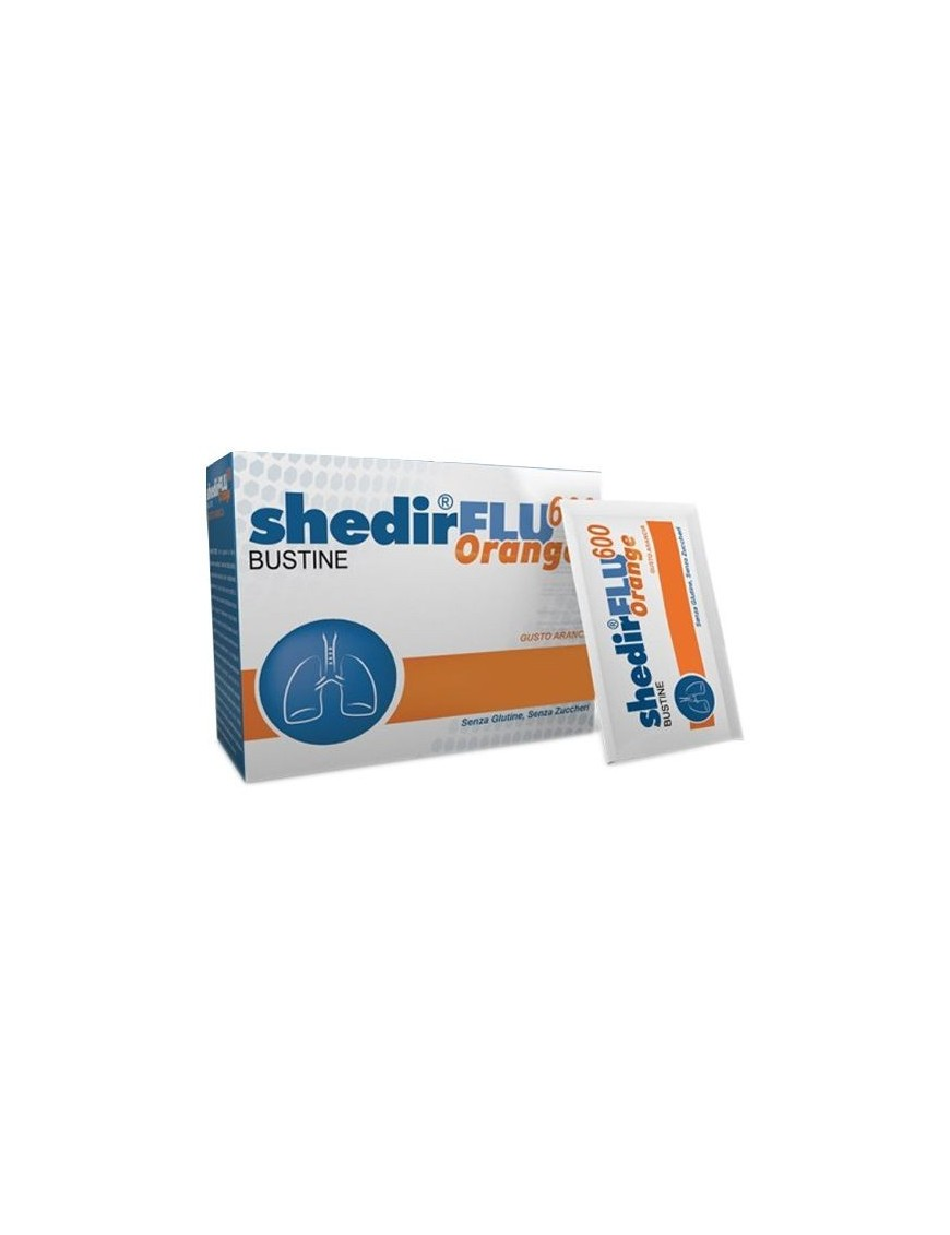 ShedirFlu 600 Orange 20bust