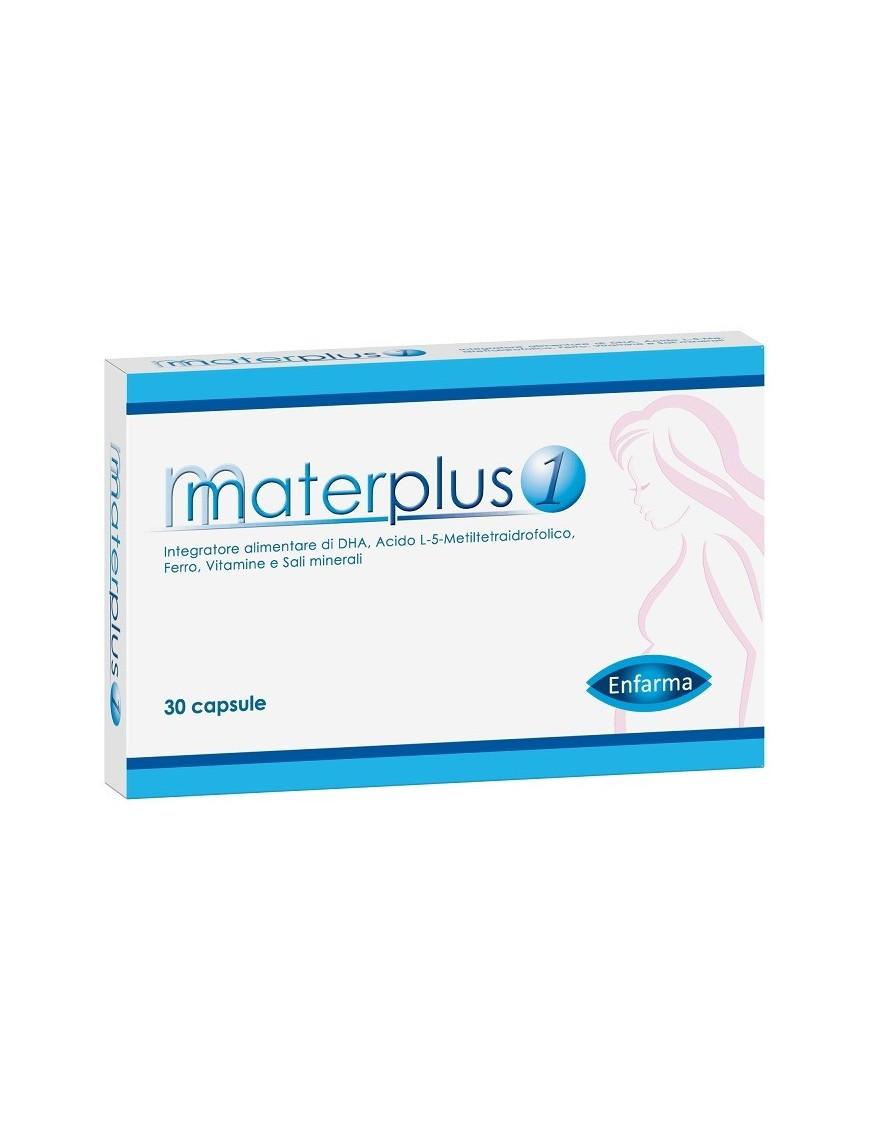 Materplus 1 30 Capsule Molli