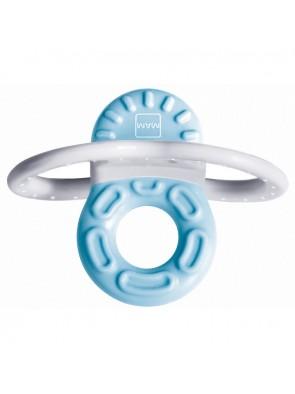 Mam Dentaruolo Bite & Relax Fase 1 blu