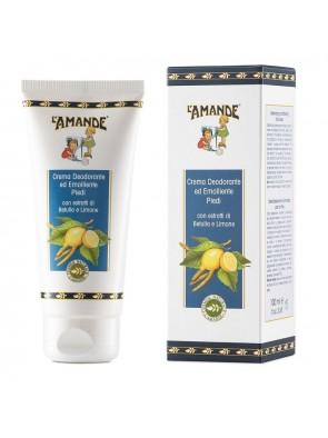 L'Amande Crema Deodorante ed Emolliente Piedi