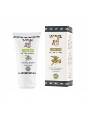 L'Amande Crema Mani all'olio D'oliva