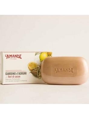 L'Amande Giardino d'Agrumi & Fiori di Cacao Sapone Profumato