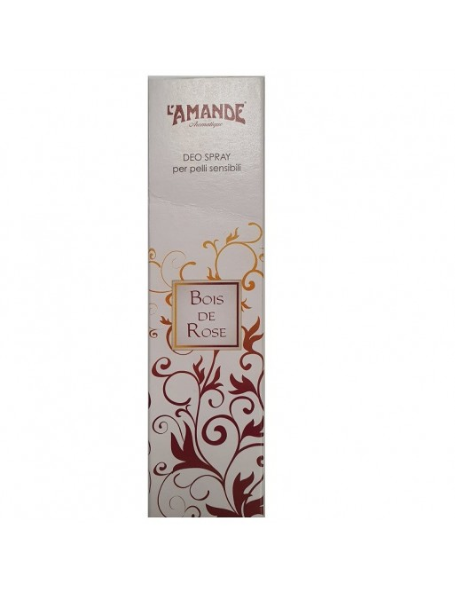 L'Amande Bois Rose Deodorante Spray