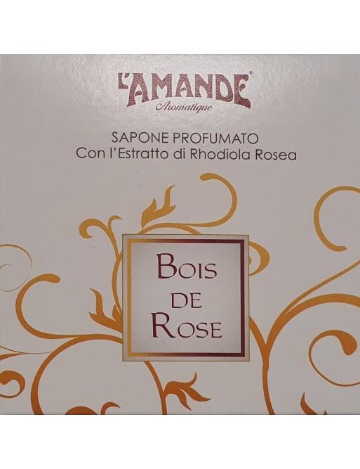 L'Amande Bois Rose Sapone Profumato