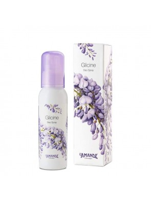 L'Amande Glicine Deodorante Spray