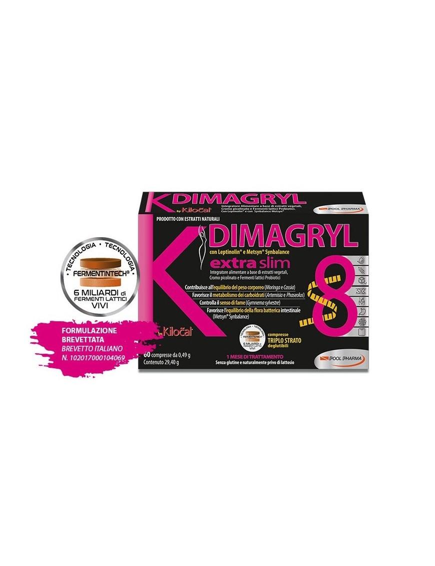 Kilocal Dimagryl Extra Slim 60cpr