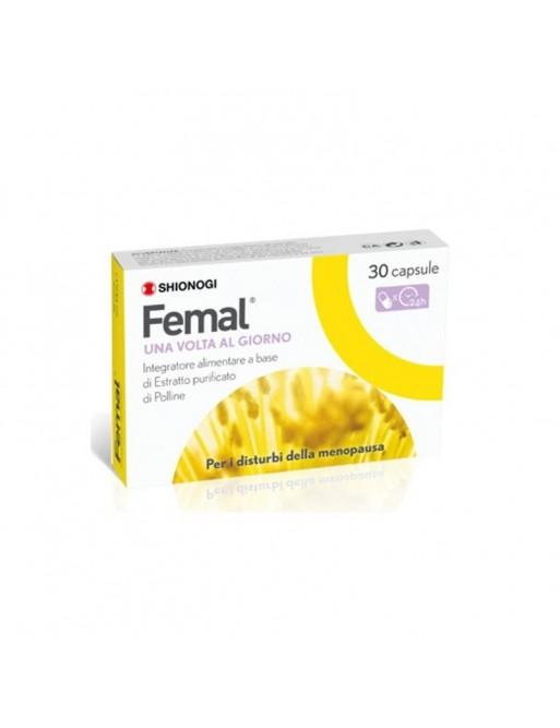 Femal Menopausa 30 Capsule