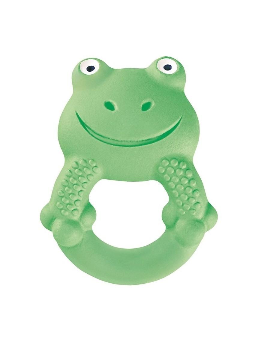 Mam Dentaruolo Max the Frog 4+ mesi verde