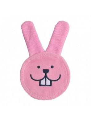 Mam Guanto Pulizia Cavo Orale Rabbit 0+mesi rosa