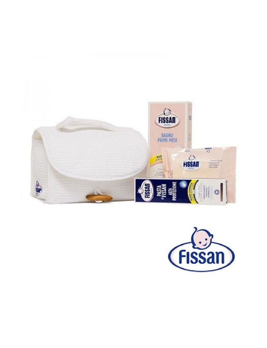 Fissan Set Beauty in Tessutto