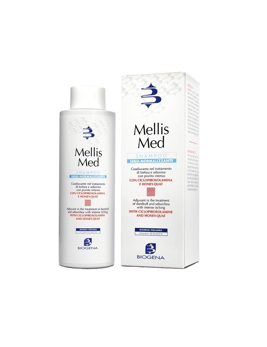 Mellis Med Bio Shampoo 125ml