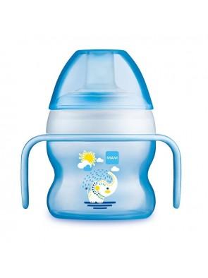 Mam Tazza Starter Beccuccio Extra Soft blu