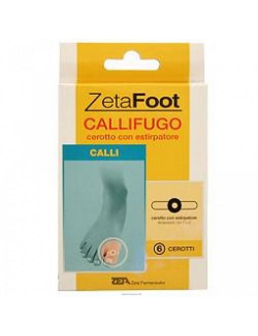 ZetaFoot Callifugo Calli Cerotto