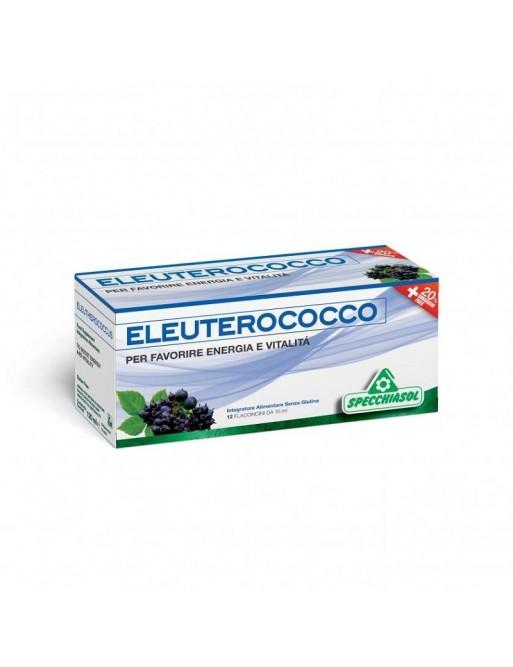 Eleuterococco 12 flaconi