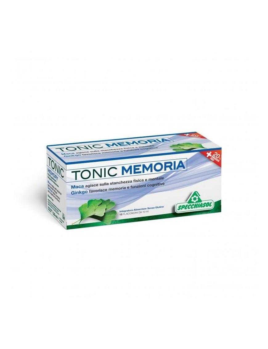 Tonic Memoria 12 flaconi