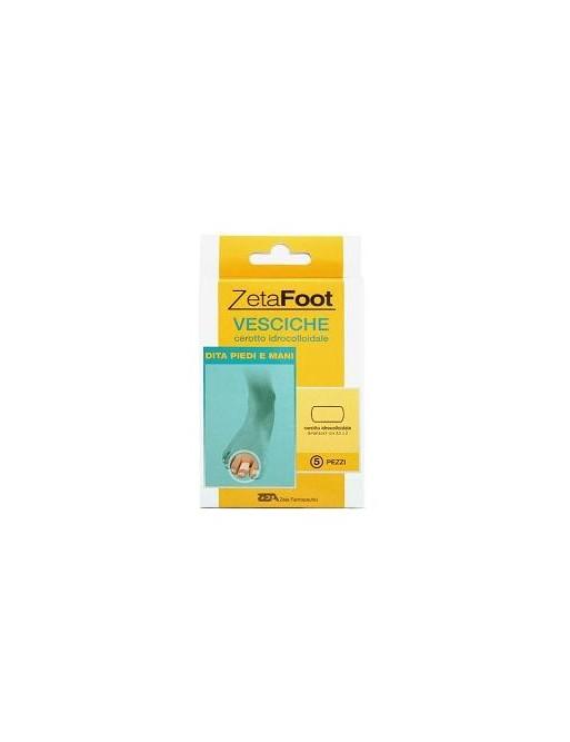 ZetaFoot Protezione Vesciche Mani e Piedi