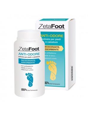 ZetaFoot Polvere Antiodore 75g